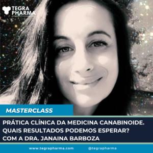 Masterclass Dra. Janaína Barboza